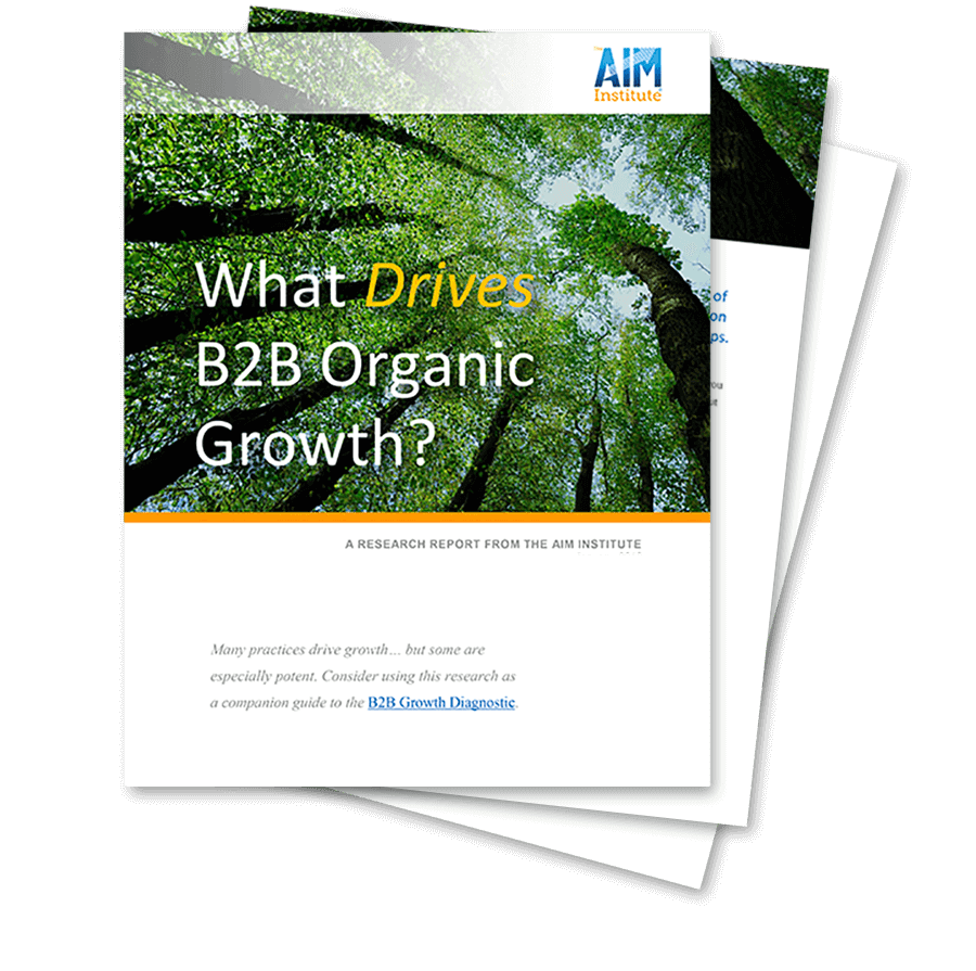 Drive Organic Growth Research 3d