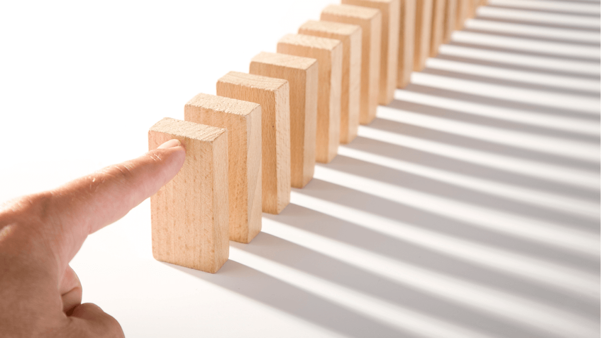 What's the next domino? Why business leaders should think about 2nd order effects
