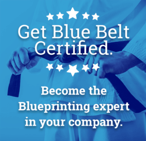 Get Blue Belt Certified
