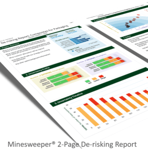 Download Sample De-risking Report