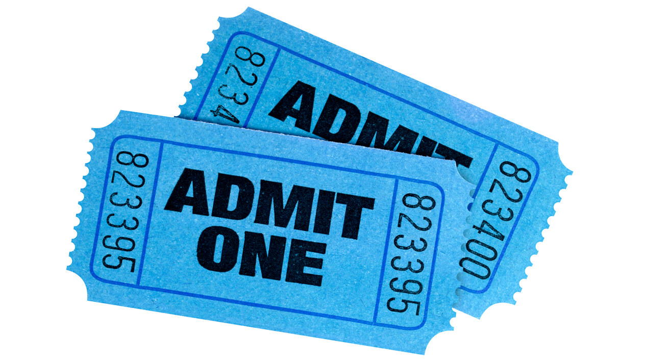256-Admission-Ticket